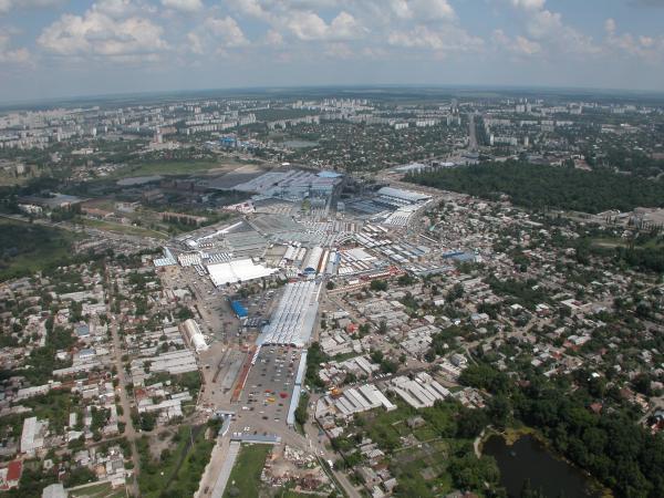 Торговый центр «Барабашово»