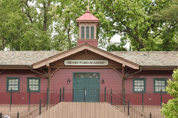Henry Ford Academy Dearborn Michigan Campus School