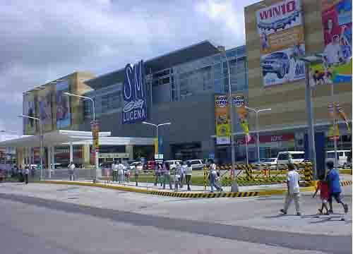 Lucena Philippines  city pictures gallery : SM City Lucena Lucena City, Quezon
