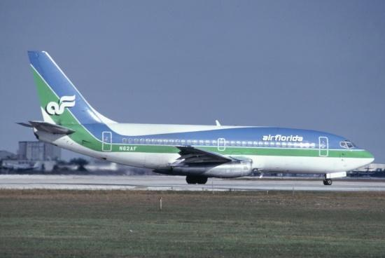 Air Florida Flight 90 Crash Site - Washington, D.C.