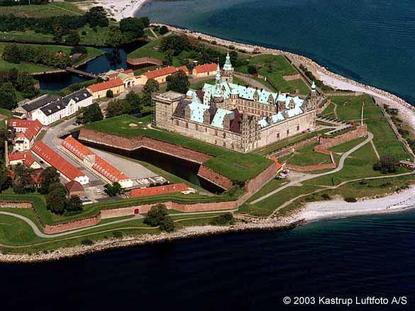 クロンボー城の画像 p1_3