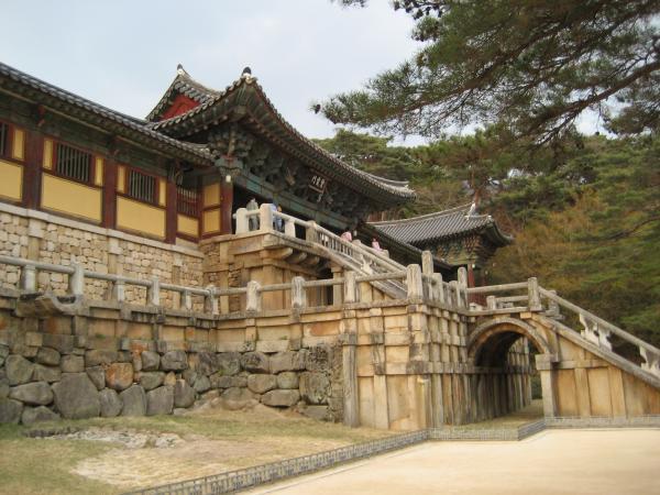 仏国寺(プルグクサ) - 慶州市
