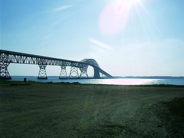 Harry W. Nice Memorial Bridge AKA 301 Bridge