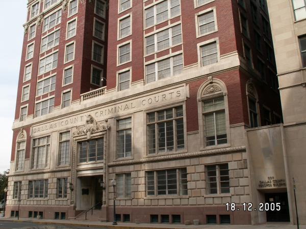 Dallas County Clerk Records Building