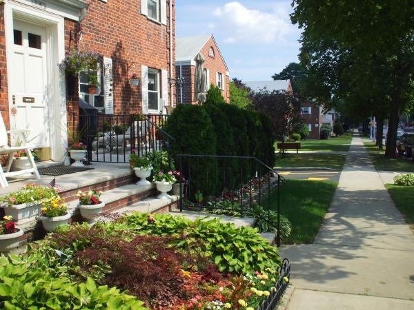 Glen Oaks Village New York City New York