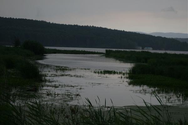 озеро большое турали рыбалка