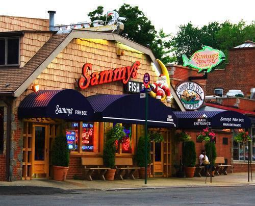 Seafood Restaurants In Wny