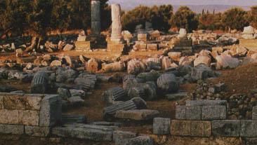 Teos Antik Şehri , izmir