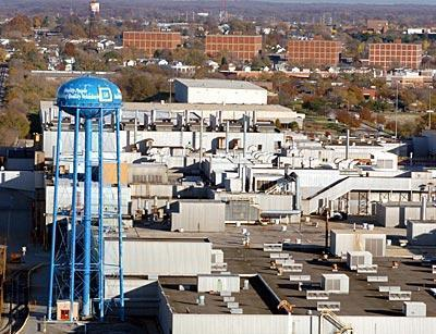 Former GM Broening Highway Assembly Plant - Baltimore ...