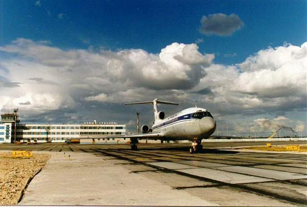 аэропорт новый уренгой фото