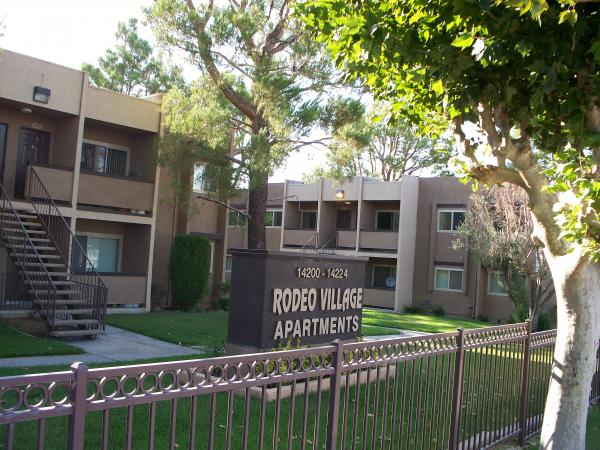 Rodeo Village Apartments Victorville California