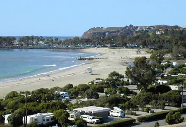 doheny state beach camping dana point