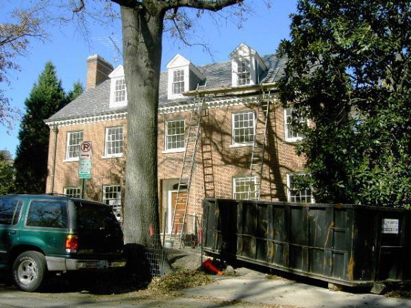 Residence Of Secretary State Hillary Clinton