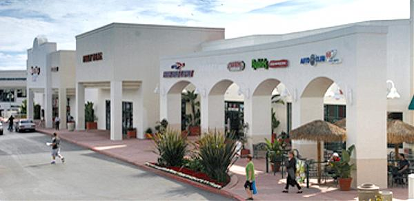 ocean view plaza shopping center