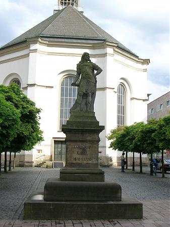 Denkmal Landgraf Karl Kassel