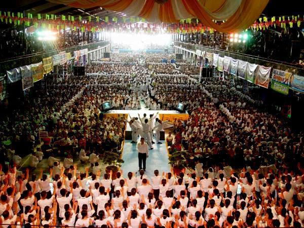 Ang dating daan convention center apalit pampanga history 3