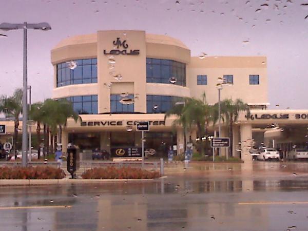 Jm Lexus Service Department Margate Florida