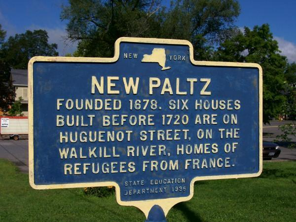 new paltz essay