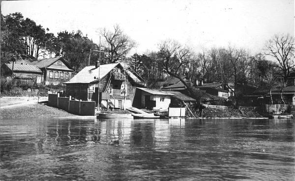 история лодочной станции