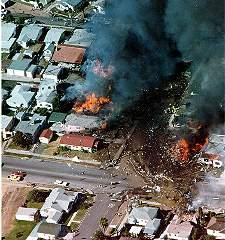 PSA Flight 182 Bodies http://wikimapia.org/727756/PSA-Flight-182-crash-site