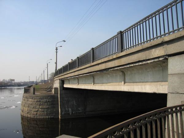 Казачий мост - Санкт-Петербург