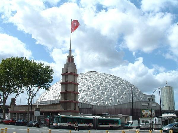 Parc des expositions de paris versailles paris - Palais des expositions porte de versailles ...