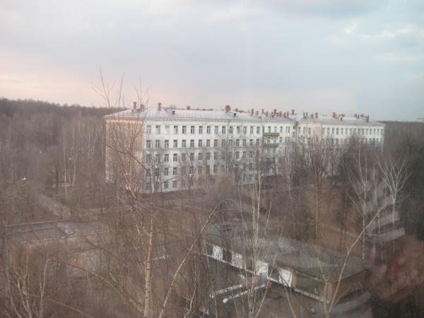 институты г москва: