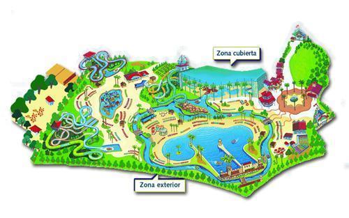 Caribe Aquatic Park Салоу