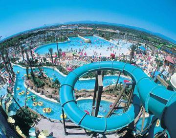 parc aquatique tarragone
