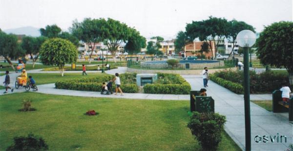 Plaza De Armas De Santa Anita Lima