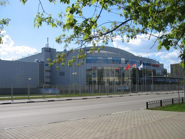 Mytishchi Russia  city images : ... arena located in mytishchi 5 kilometers outside of moscow russia the