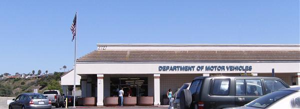 California department of motor vehicles san clemente for Ca gov motor vehicles