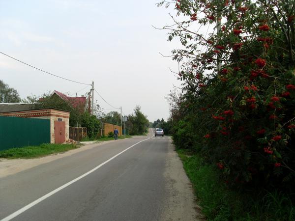 Село верхнее мячково