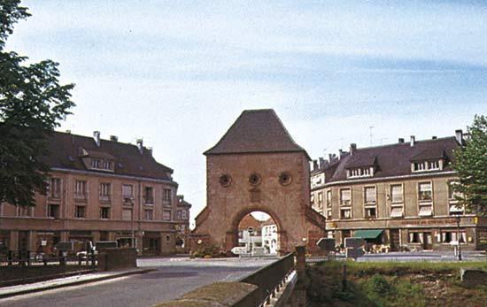 Haguenau France  City new picture : Stadt, Großstadt , alsace en