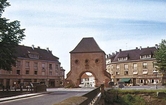Haguenau France  city photos : Stadt, Großstadt , alsace en