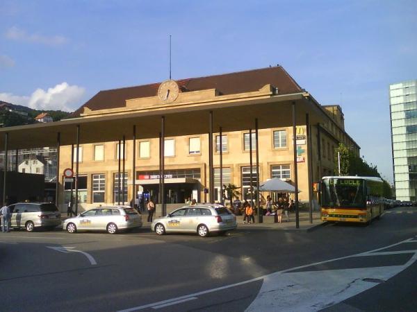 Estação Neuchatel