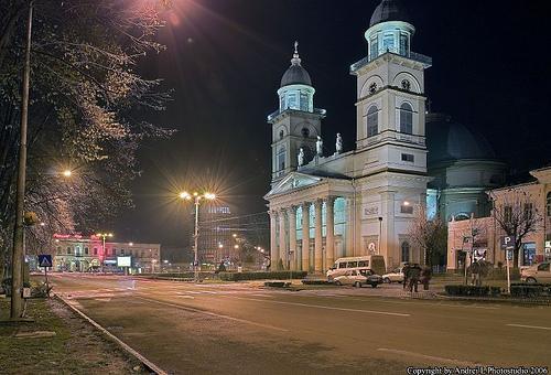 Catedrala romano-catolică - Satu Mare