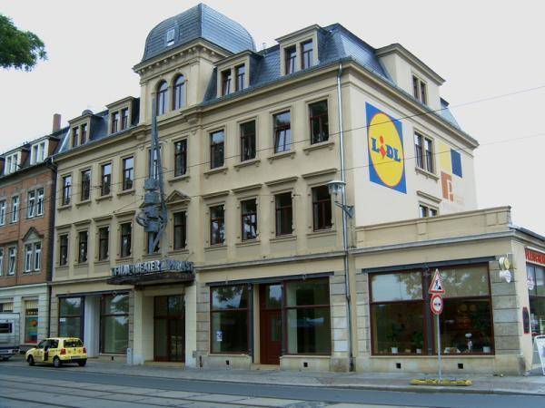 Wohn Und Gesch Ftshaus Leipziger Stra E 76 Dresden