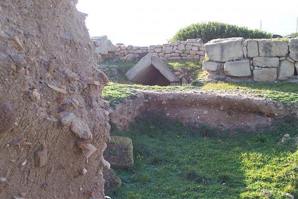 Fortificazione a Su Murru Mannu - Tharros