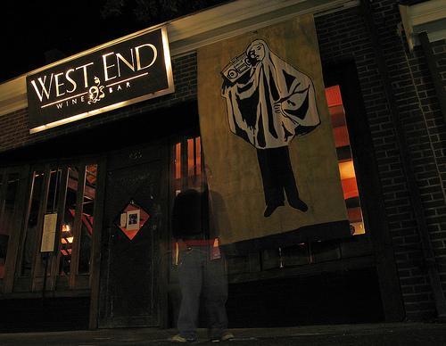 The West End Wine Bar The Cellar Chapel Hill North Carolina