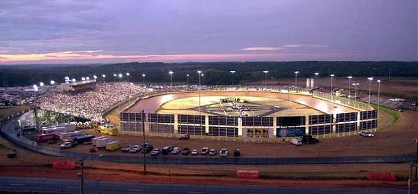 The Dirt Track At Charlotte Motor Speedway Concord