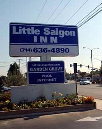 Little Saigon Inn Garden Grove California