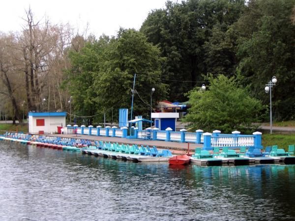 прокат лодок россия