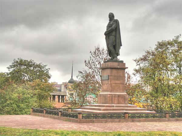 Памятник м и кутузову смоленск