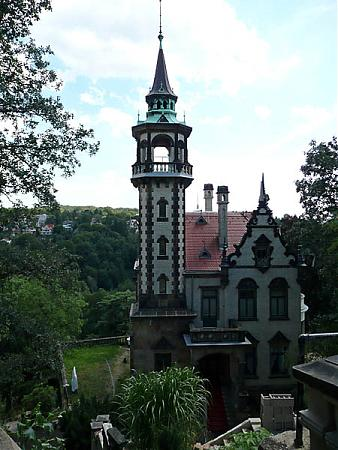 Villa San Remo Dresden