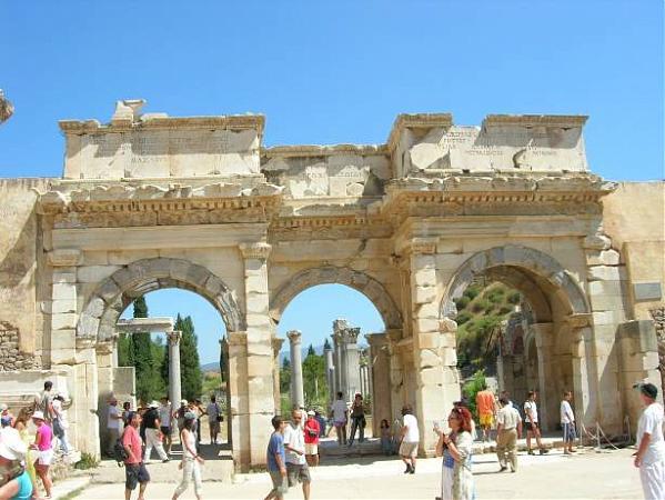 Gate of Mazeus & Mithridates, izmir