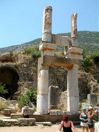 Domitian Temple, izmir