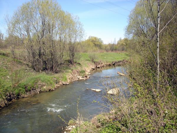 долина реки сетунь рыбалка