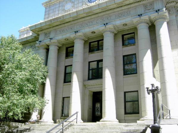 Yavapai County Courthouse Prescott Arizona