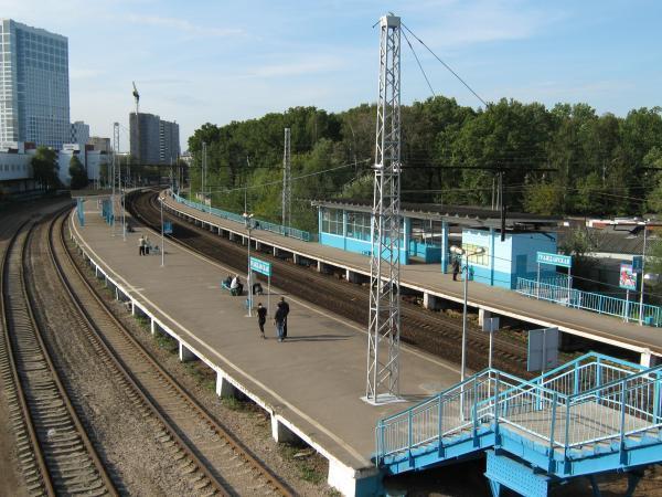 Расписание электричек между станциями санкт-петербург и оредеж